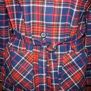 Pendleton Jackets & Coats - Vintage, Pendelton, plaid, pantsuit, top, slacks